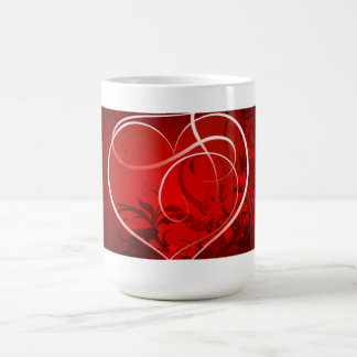 Heart of the St. Valentine's day - Classic White Coffee Mug