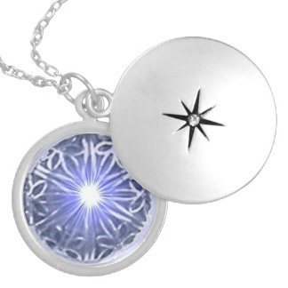 Heart of the Star Locket Necklace