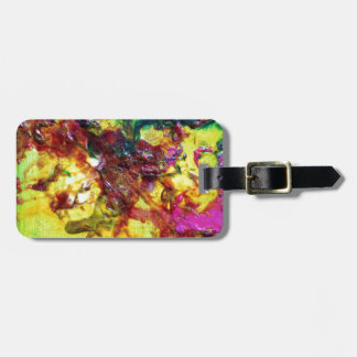 HEART OF THE SUN1A.jpg Luggage Tag