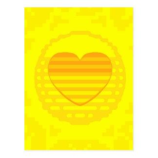 Heart of The Sun Postcard