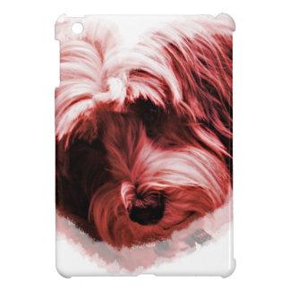 Heart of the Tibetan Terrier iPad Mini Case