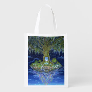"""Heart of the Tree"" Reusable Bag"