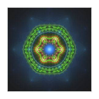 Heart of the Universe Canvas Print
