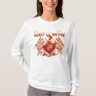 Heart On Fire T-Shirt