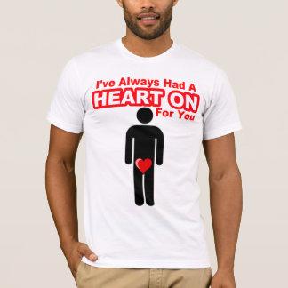 HEART ON T-Shirt
