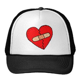 Heart On The Mend Trucker Hat