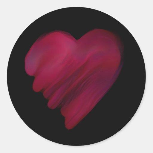 Heart One sticker