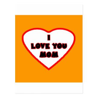 Heart Orange Transp Filled The MUSEUM Zazzle Gifts Postcard