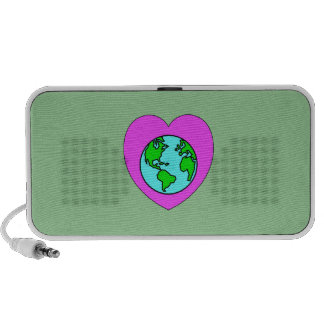 Heart Our Planet Travelling Speakers