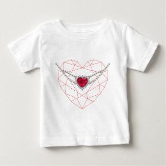 Heart over Heart Baby T-Shirt