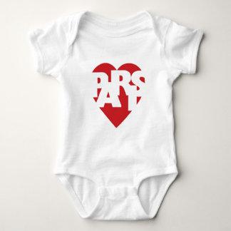Heart Paris Tee Shirts