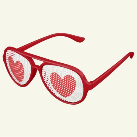Heart Party Shades