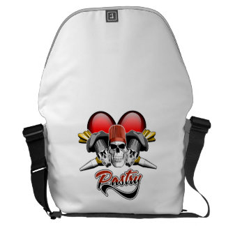 Heart Pastry Courier Bag