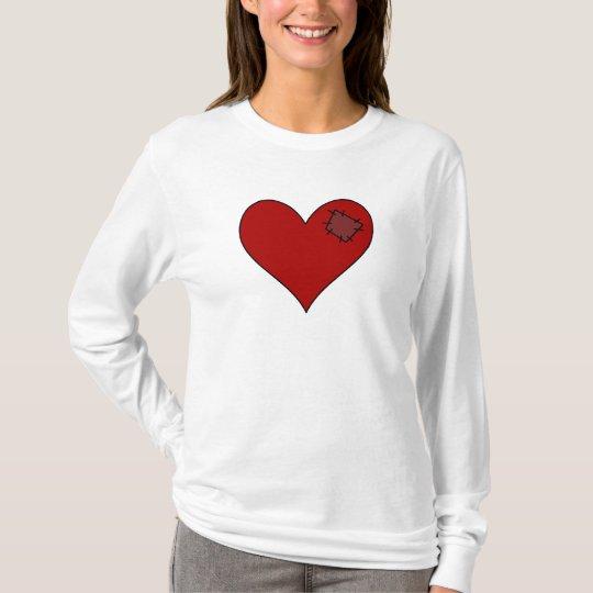 Heart Patch T-Shirt