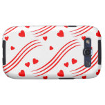 Heart Pattern Galaxy S3 Cover