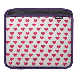 Heart Pattern Sleeve For iPads