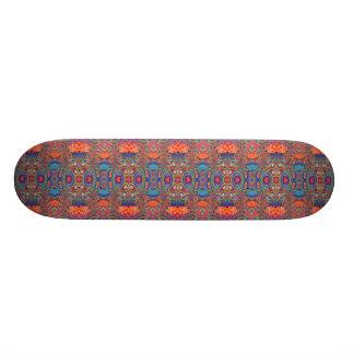 heart pattern skateboard
