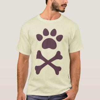 Heart Paw & Crossbones T-Shirt