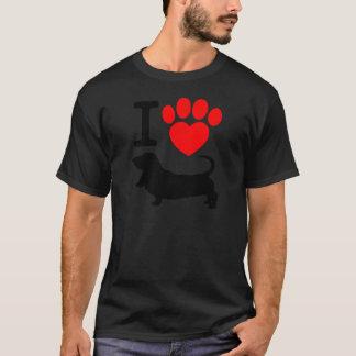 Heart paw T-Shirt