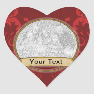 Heart Photo Sticker