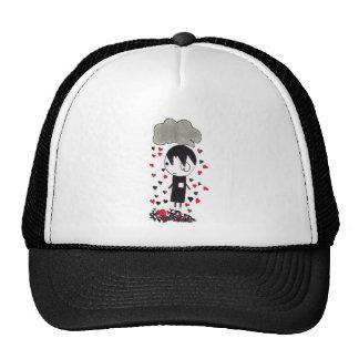 Heart Pile Trucker Hat