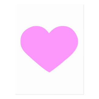 heart-pink png postcard