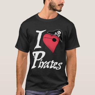 Heart Pirates - Dark T-Shirt