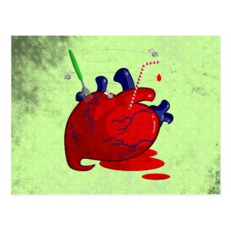 Heart Postcards