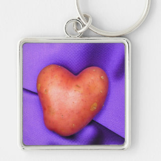 HEART POTATO Keychain