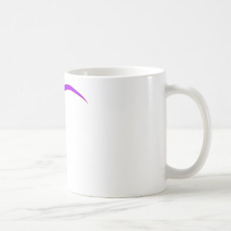 Heart Purple-Red Curve The MUSEUM Zazzle Gifts Coffee Mug