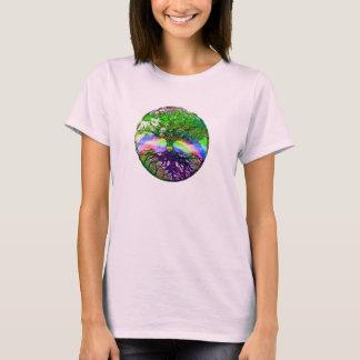 Heart, Rainbow and Tree of Life T-Shirt