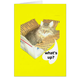HEART RATE / BLOOD PRESSURE RISING-LOVE GREETING CARDS