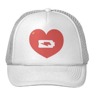 Heart Recharging Trucker Hat