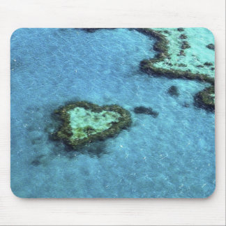 Heart Reef - Australia Mouse Mat