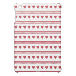 Heart Repeat Pattern iPad Case