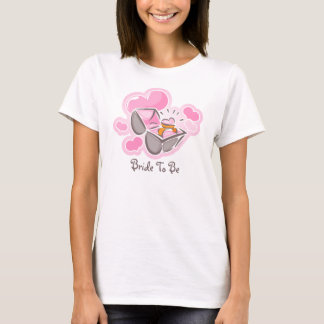 Heart Ring Custom T-Shirt