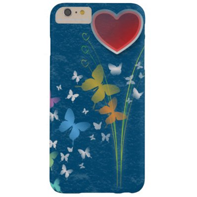 Heart Rise iPhone Case