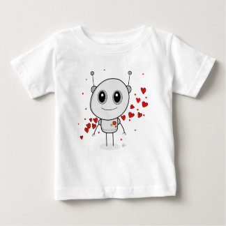 Heart Robot - Infant T-Shirt
