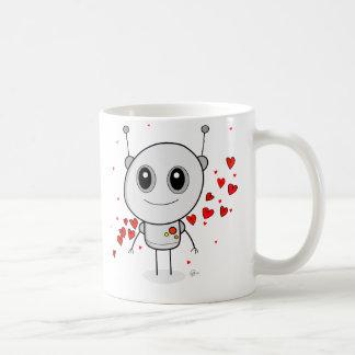 Heart Robot - Mug