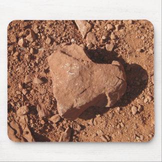 Heart Rocks (2) Mousepad