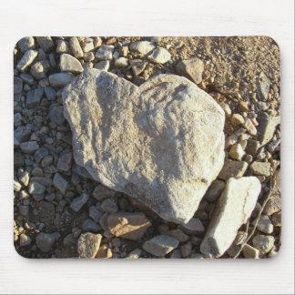 Heart Rocks (3) Mousepad