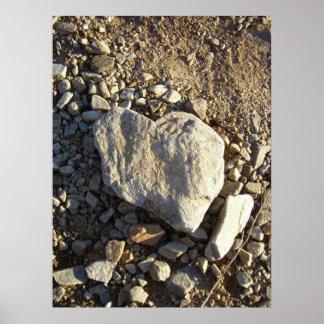 Heart Rocks (3) Poster