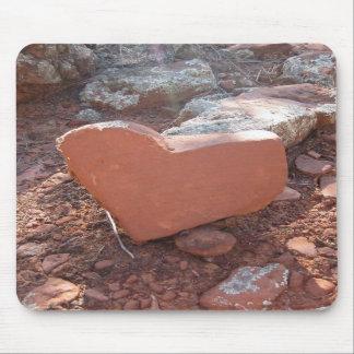 Heart Rocks (5) Mousepad