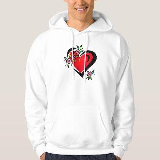 Heart & Roses Hoodie