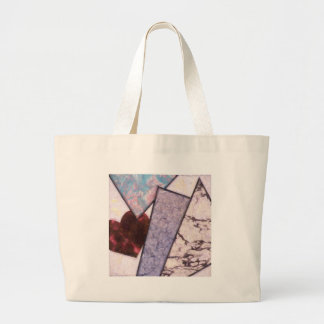 Heart Series I Large Tote Bag