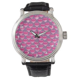 Heart Shape Wristwatches