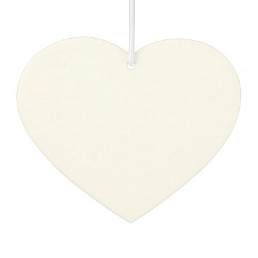 Beach Themed Heart Shaped Air Freshener