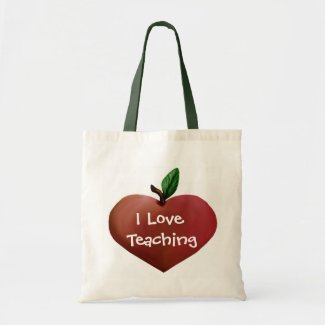 Teacher Tote Bags for Back to School