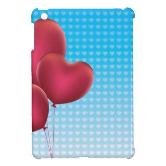 Heart Shaped Balloons 2 iPad Mini Cases