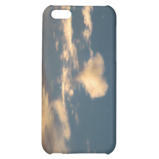 Heart shaped cloud cover for iPhone 5C